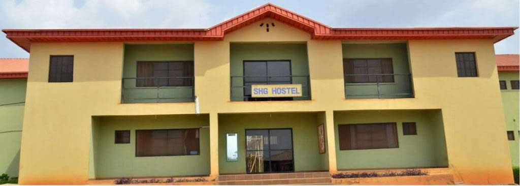 A quiet and safe hostel for Students