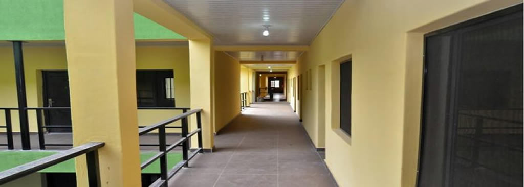 An affordable hostel
